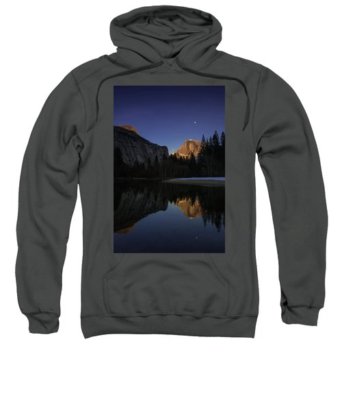 Half Dome, Twilight Sweatshirt
