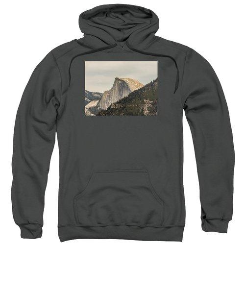 Half Dome Yosemite Valley Yosemite National Park Sweatshirt