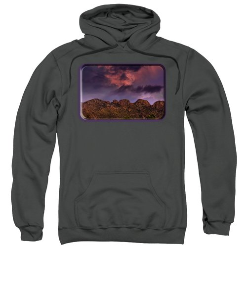Hallow Moon Sweatshirt by Mark Myhaver