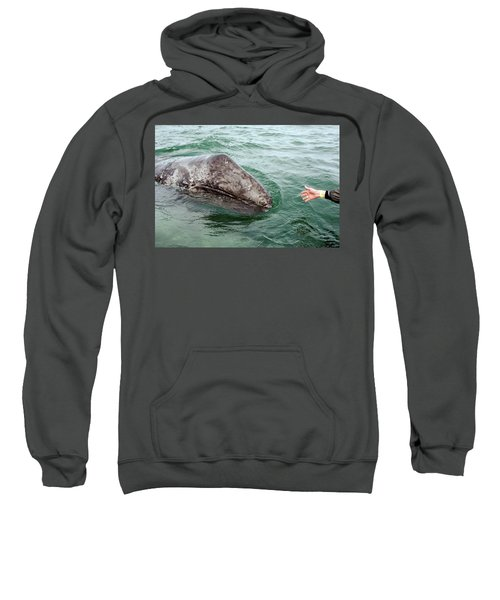 Hand Across The Waters Sweatshirt