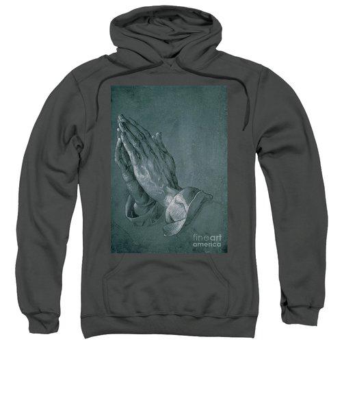 Hands Of An Apostle Sweatshirt