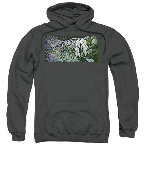 Silver Spendor Sweatshirt
