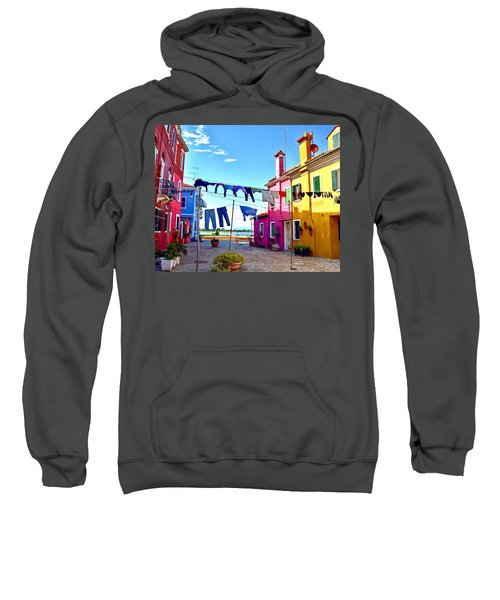 Hung Out To Dry Sweatshirt