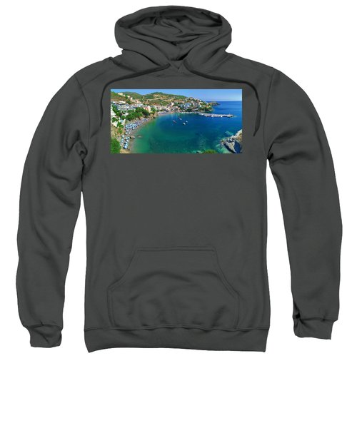 Harbor Of Bali Sweatshirt