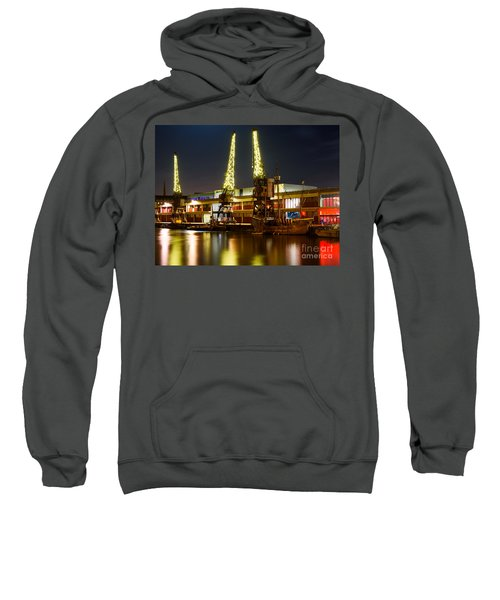 Harbour Cranes Sweatshirt