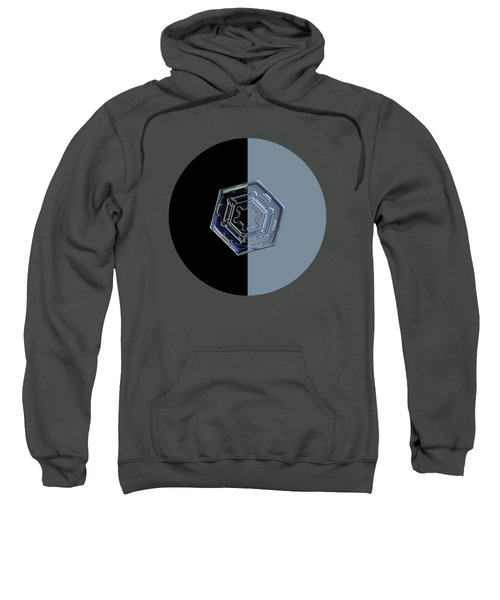 Harlequin Snowflake II Sweatshirt