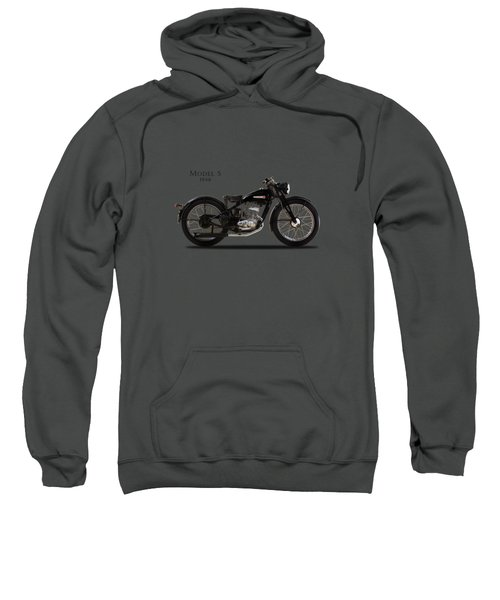 Harley-davidson Model S Sweatshirt by Mark Rogan