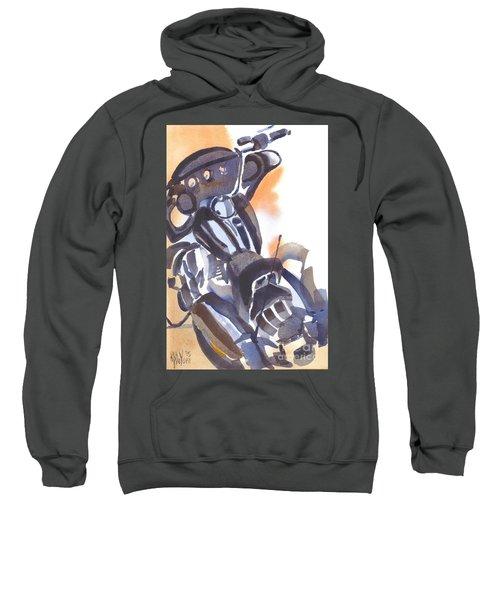 Motorcycle Iv Sweatshirt