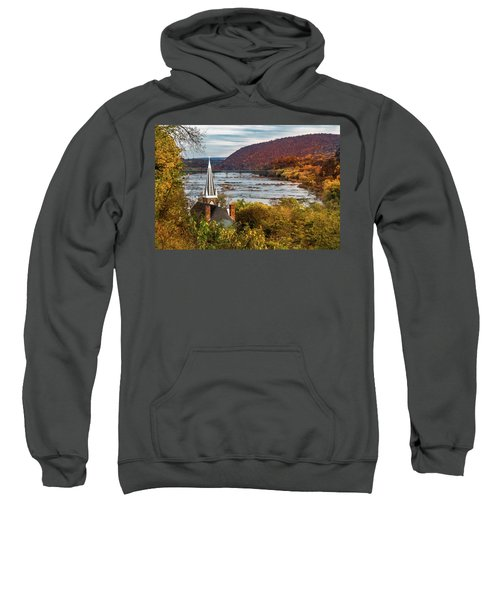 Harpers Ferry, West Virginia Sweatshirt
