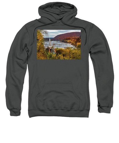 Harpers Ferry, West Virginia Sweatshirt