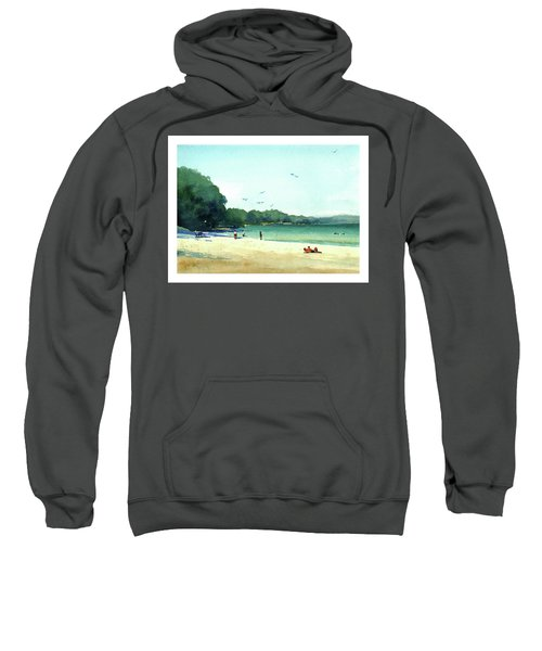 Harrington Beach, Wisconsin Sweatshirt