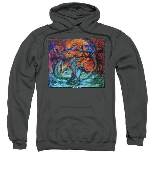 Harvesters Of The Autumnal Swamp Sweatshirt