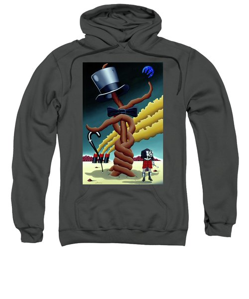 Hats Off Sweatshirt