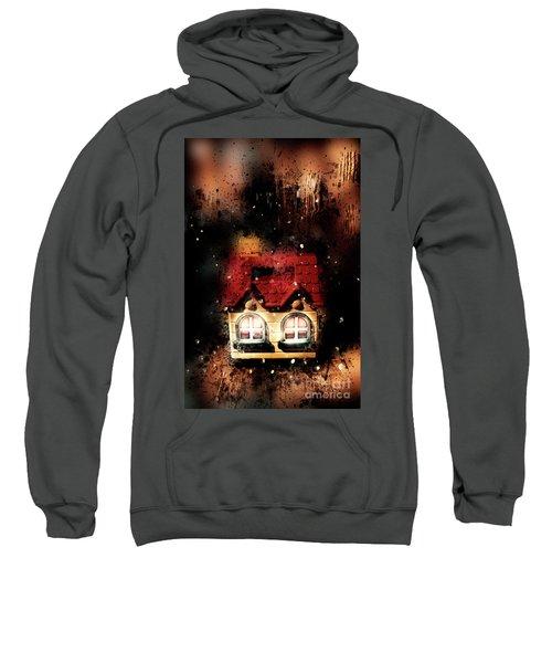 Haunted Doll House Sweatshirt