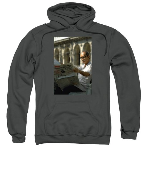 Sweatshirt featuring the photograph Havana by Travel Pics