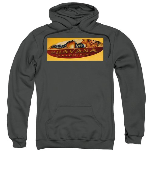Havana_collection Sweatshirt