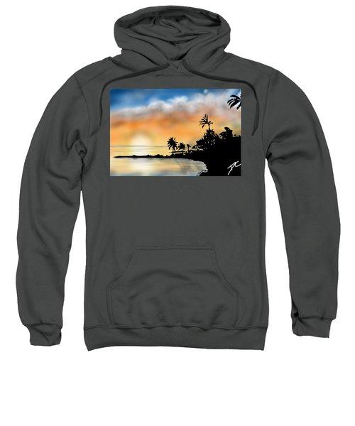 Hawaii Beach Sweatshirt