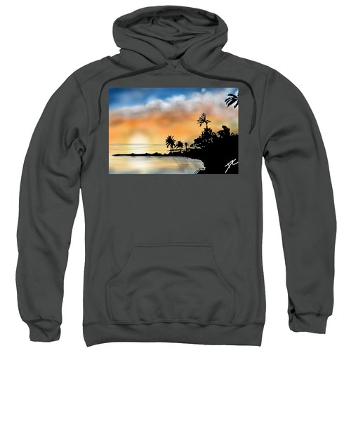 Hawaii Beach Sweatshirt