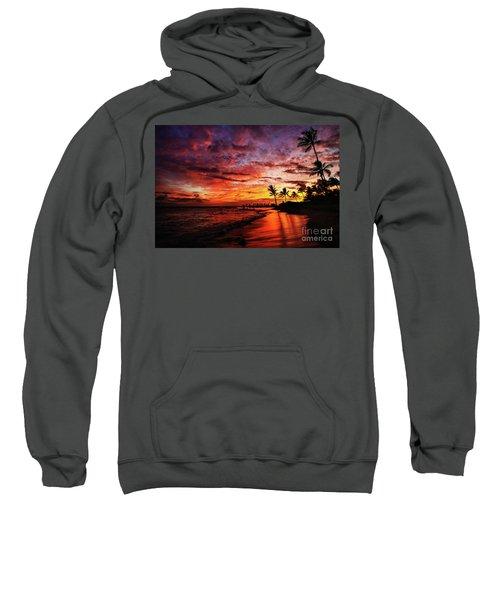 Hawaiian Sunset Sweatshirt