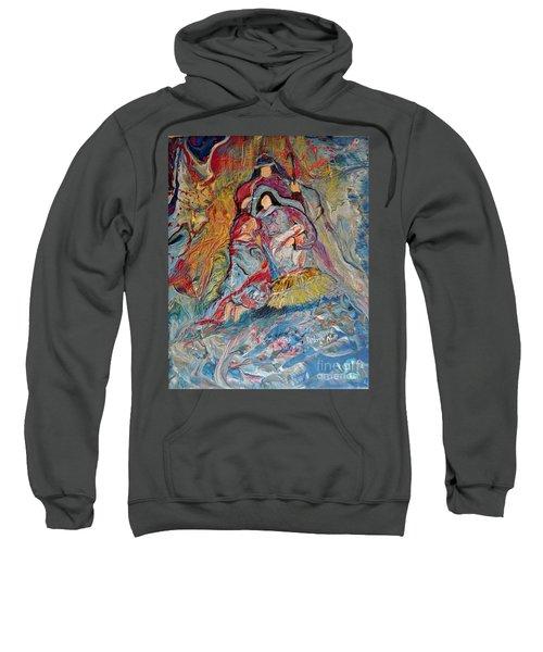 He Dwelt Among Us Sweatshirt