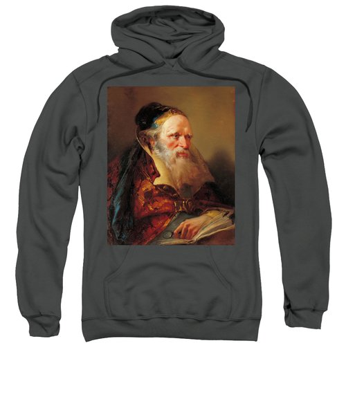 Head Of A Philosopher Sweatshirt