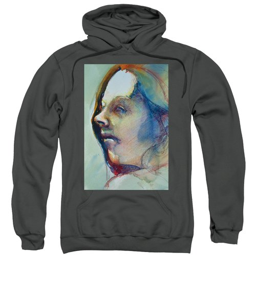 Head Study 7 Sweatshirt