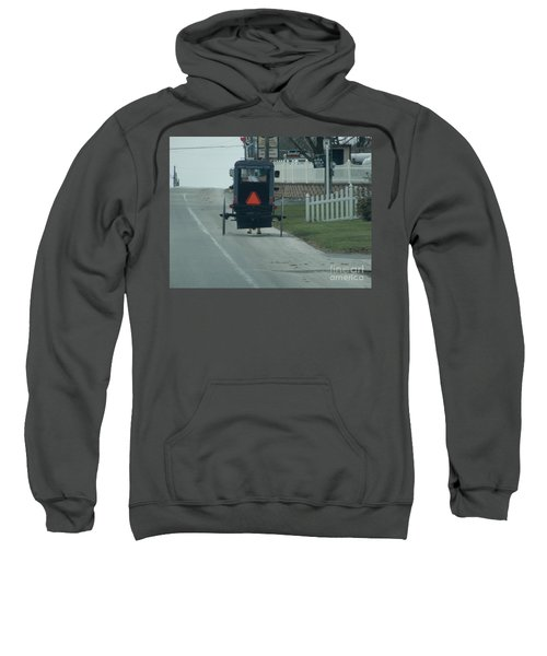 Heading Home From The Store Sweatshirt
