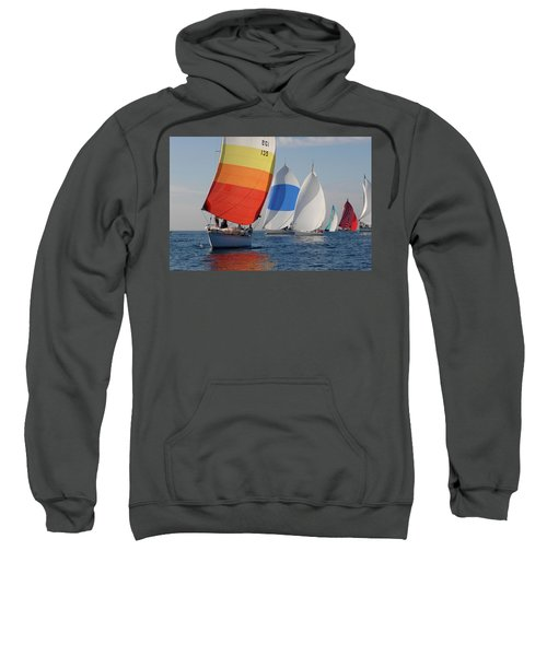 Heading Towind Windward Mark Sweatshirt
