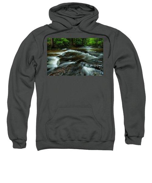 Headwaters Of Williams River  Sweatshirt
