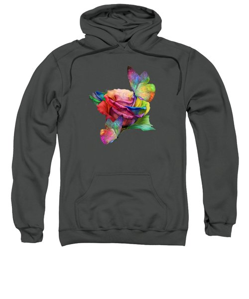 Healing Rose Sweatshirt