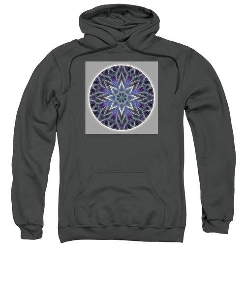 Health And Happiness Mandala Sweatshirt