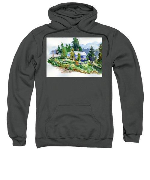 Hearse House Garden Sweatshirt