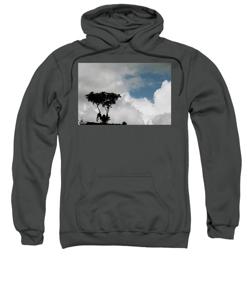 Heart In The Clouds Sweatshirt