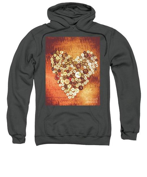 Heart Of A Tailor Sweatshirt