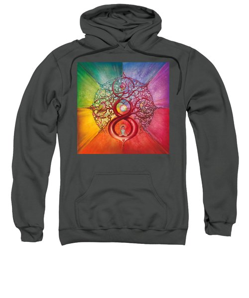 Heart Of Infinity Sweatshirt