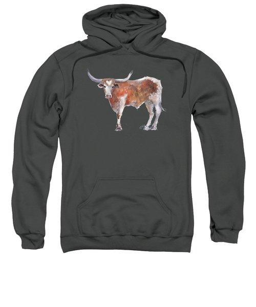 Heart Of Texas Longhorn Sweatshirt