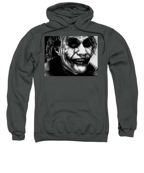 Heath Ledger Joker Sweatshirt