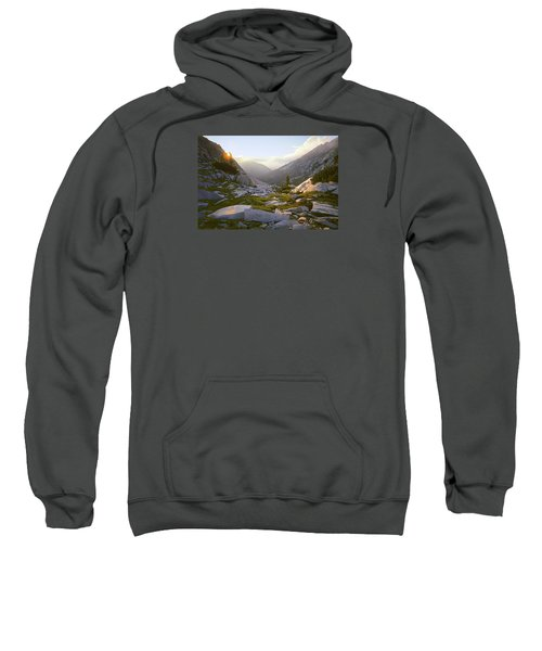 Heaven Can't Wait Sweatshirt