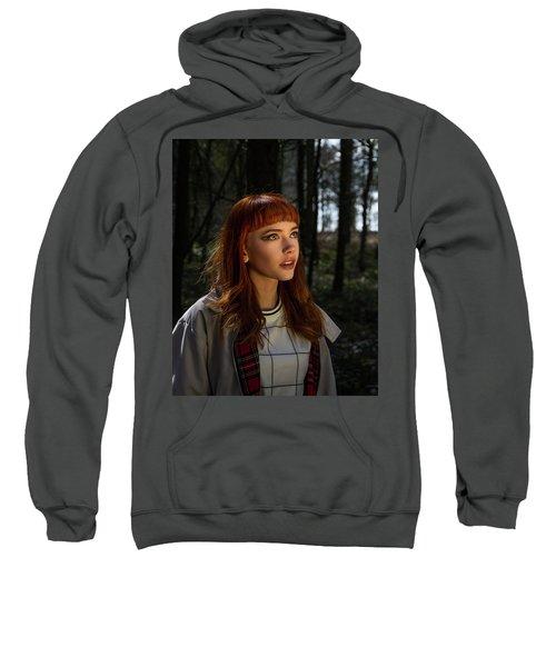 Heavenly Light Sweatshirt