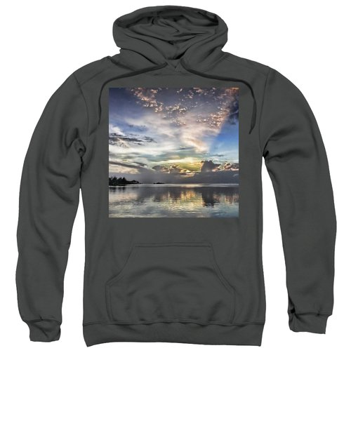 Heaven's Light - Coyaba, Ironshore Sweatshirt