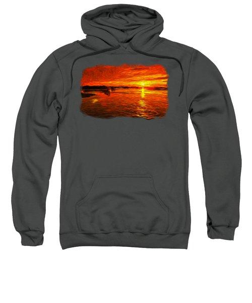 Heavens Of Fire 2 Sweatshirt