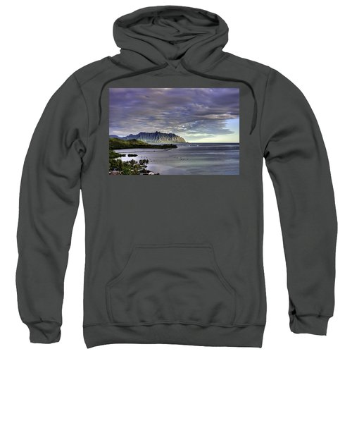 He'eia And Kualoa 2nd Crop Sweatshirt