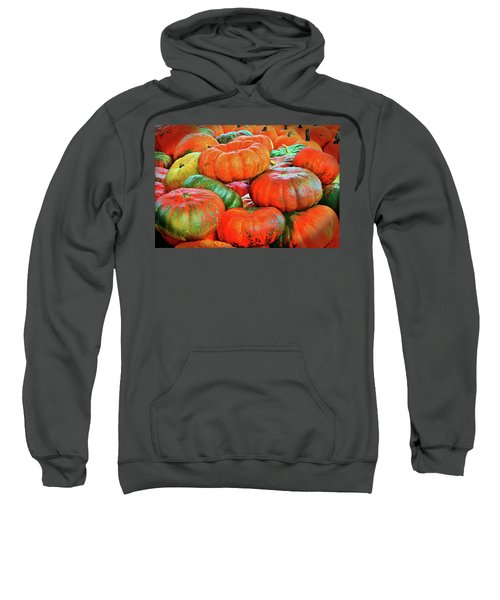 Heirloom Pumpkins Sweatshirt