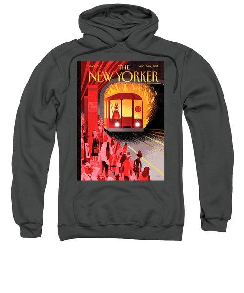 Hell Train Sweatshirt