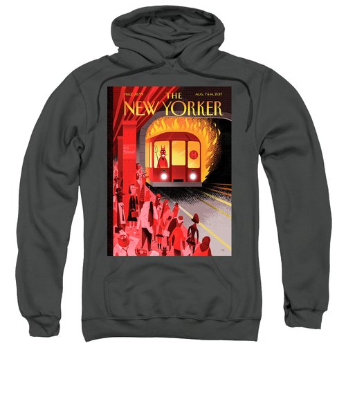 Hell Train Sweatshirt