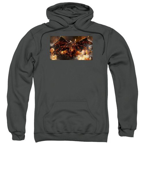 Hellborn Dragon Sweatshirt