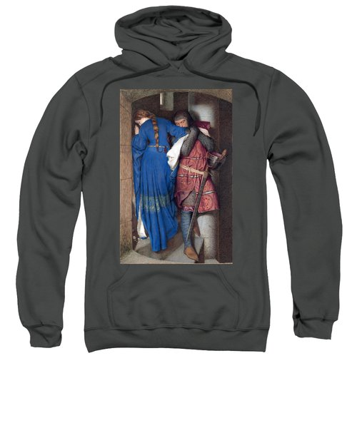 Hellelil And Hildebrand Or The Meeting On The Turret Stairs Sweatshirt