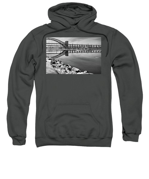 Hellgate Half Reflection Sweatshirt