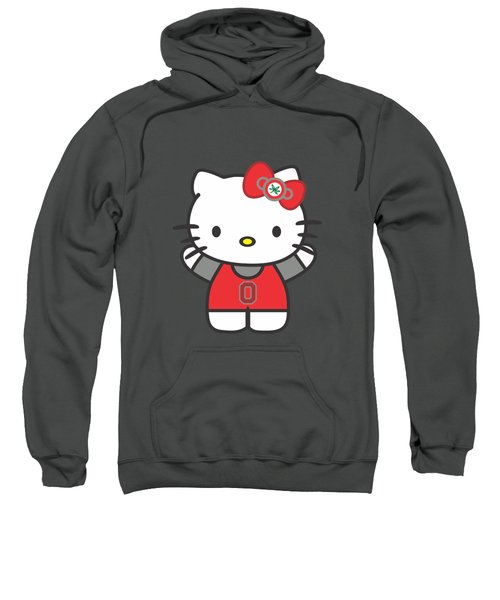 Hello Kitty - Ohio State Sweatshirt