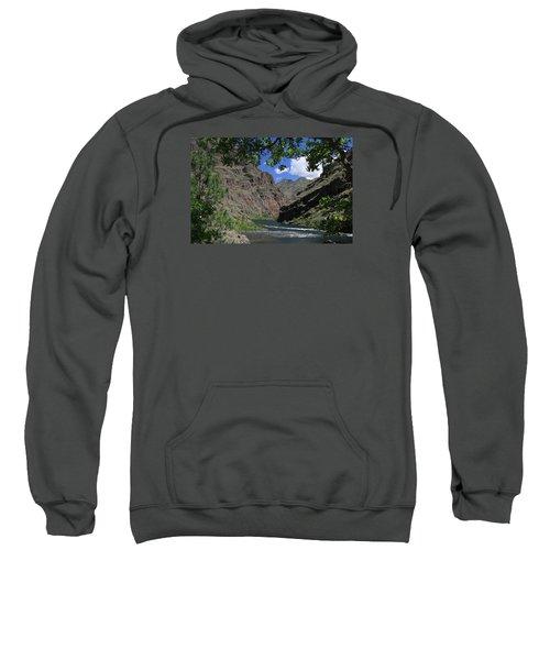 Hells Canyon Snake River Sweatshirt